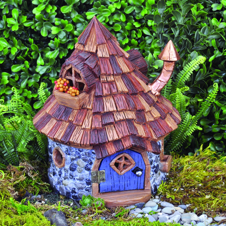 Shingletown Cone House Fairygardensuk Co Uk