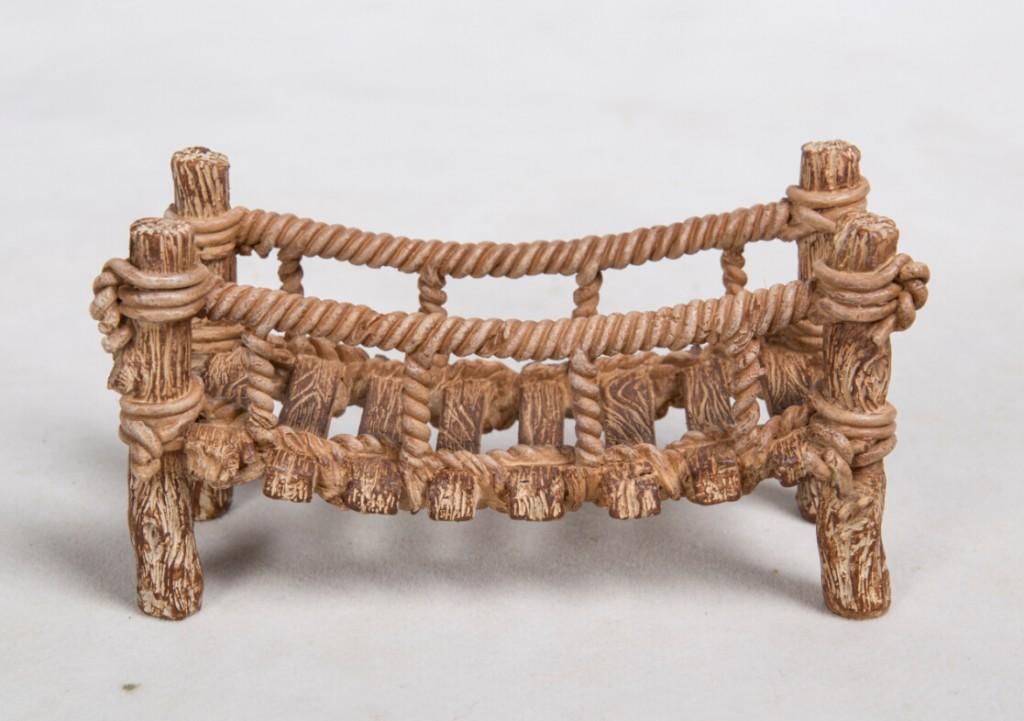 wooden rope bridgefairygardensukcouk