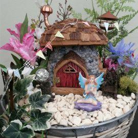 Fairy Houses Fiddlehead