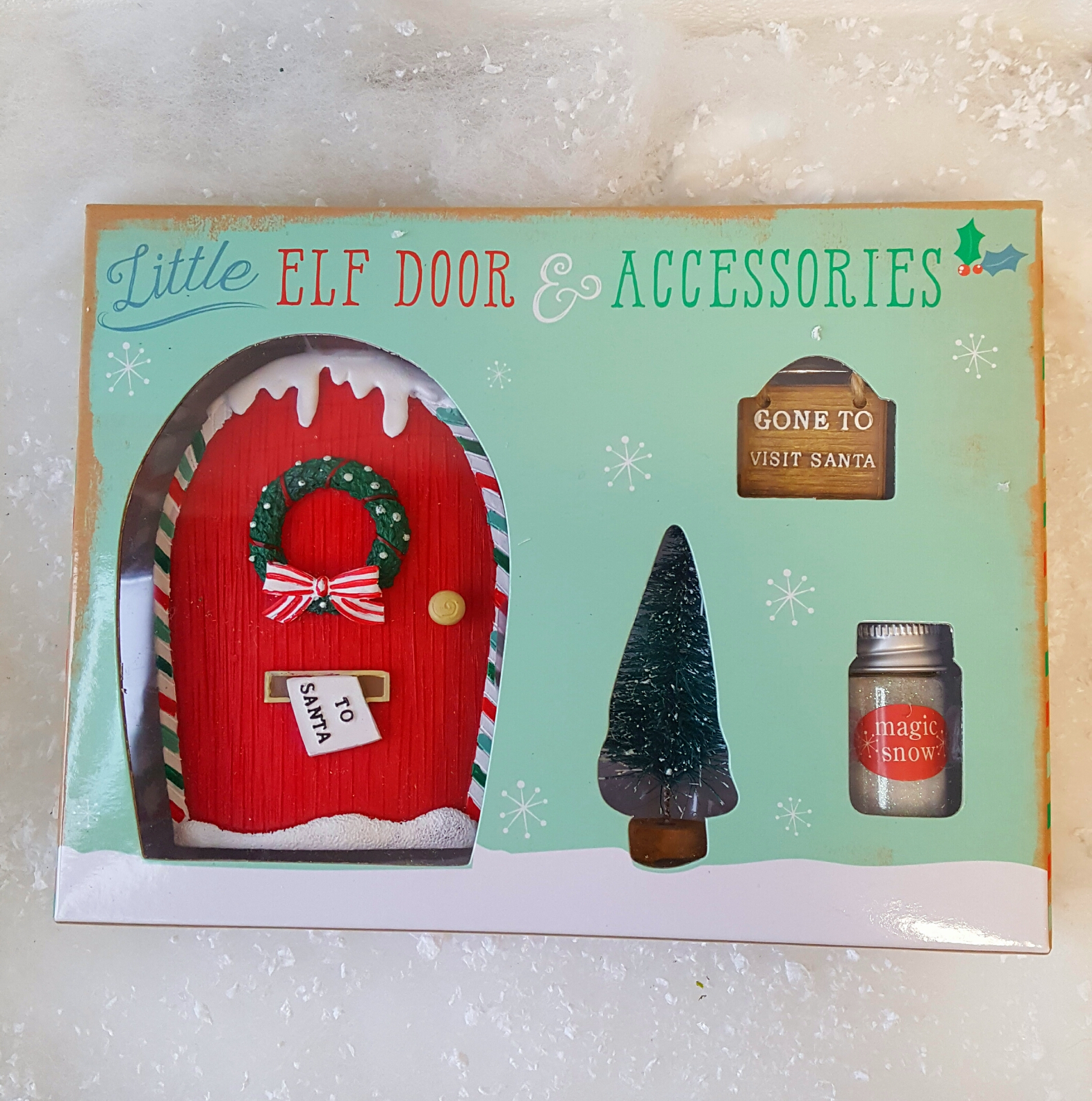 little elf door