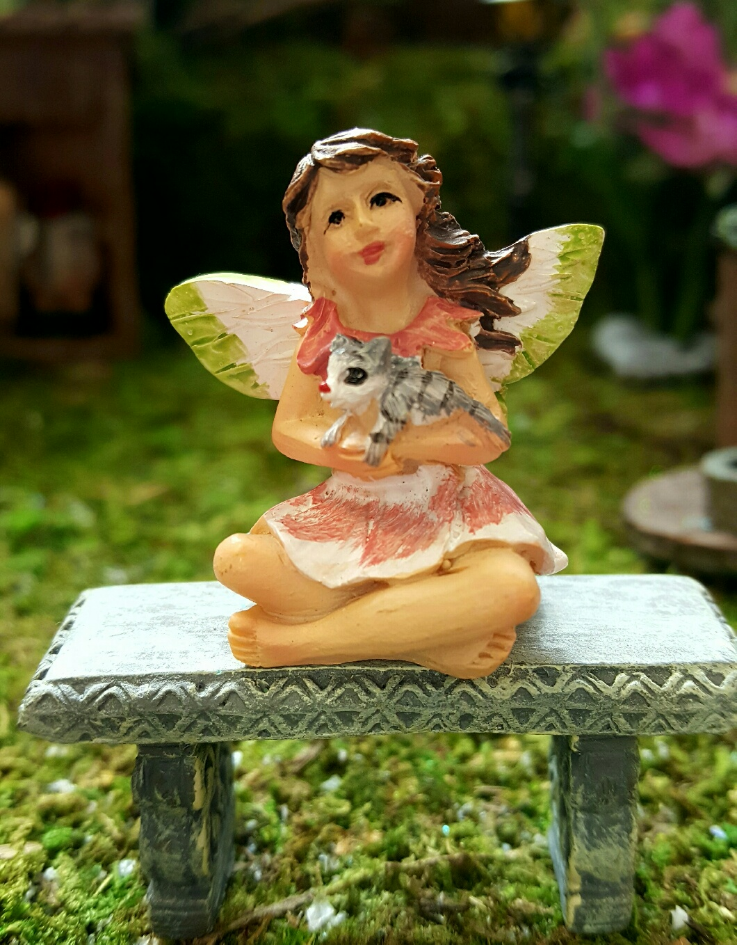Pretty Fairies - Fairy Gardens UK