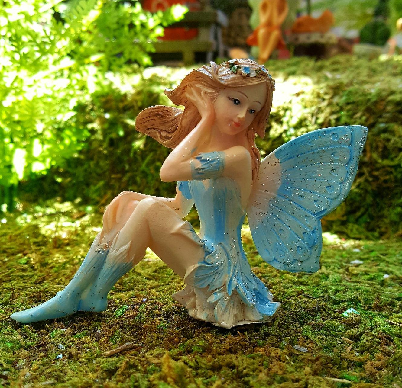 Ballerina Fairy Gardens Uk