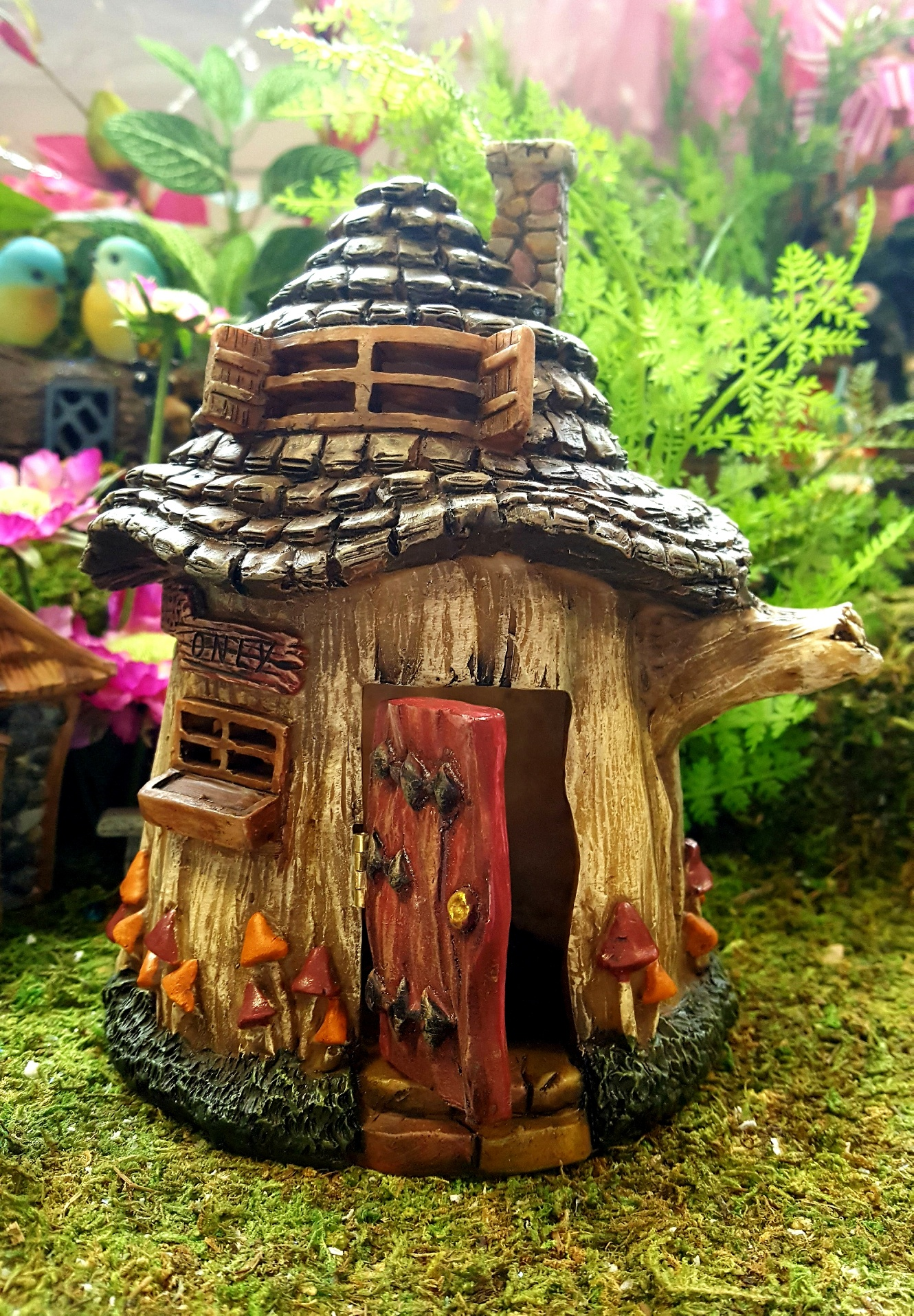 Fairies Only Tree House Fairy Gardens Uk
