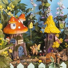 All Fairy Houses