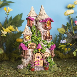 Fantasy and Flower Houses