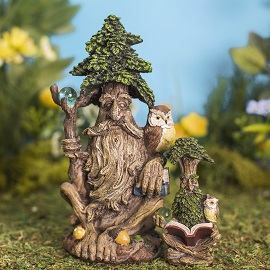 Trolls,Wizards and Tree Men