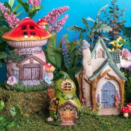 All Fairy Houses