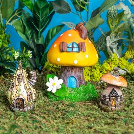 Incense Burners and Mini Houses